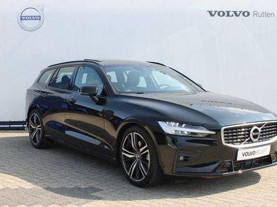 tweedehands Volvo V60 T4 190PK Automaat / R-Design / Panoramadak /