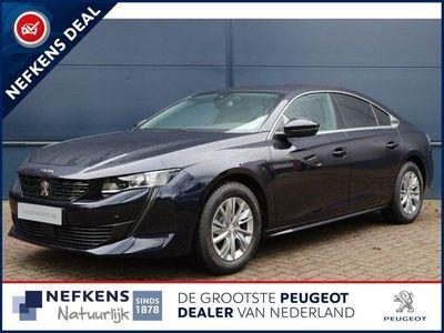 tweedehands Peugeot 508 1.5 BlueHDI Blue Lease Active Voorraad voordeel &