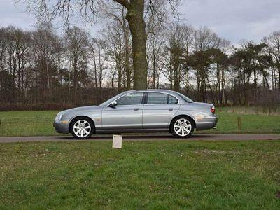 tweedehands Jaguar S-Type 2.7D Executive – Lunar Grey – 266.944km – 07