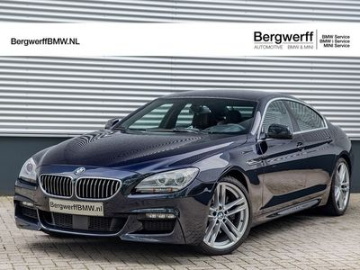 tweedehands BMW 640 6 Serie Gran Coupé i M-Sport | B&O | Active Cruise | Head-Up | Leder Dashboard