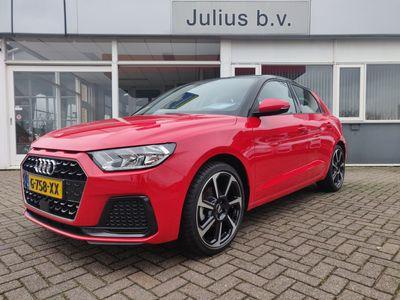 tweedehands Audi A1 Sportback 30 TFSI, DAB ,Virtual Cockpit, NAVI /Stoelverw./ Fabrieks- garantie tot 14-03-2022