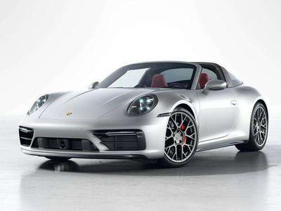 tweedehands Porsche 911 Targa 4S 992 992Sport Design Pakket Burmester Lift 3.