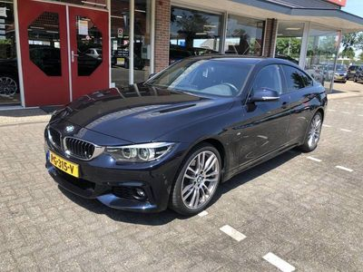 tweedehands BMW 418 4-SERIE Gran CoupéExecutive automaat navigatie M-pakket