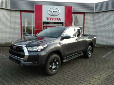 tweedehands Toyota HiLux 2.4 D-4D 4WD XTRA CAB VAN PROFFESIONAL AUTOMAAT NA