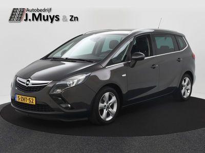 tweedehands Opel Zafira Tourer 1.4 Cosmo 140pk 7p. CLIMA CRUISE PDC 17INCH