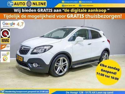 tweedehands Opel Mokka 1.4 T Cosmo LPG