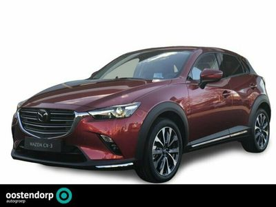 tweedehands Mazda CX-3 2.0 SkyActiv-G 121 Luxury met Lederen bekleding