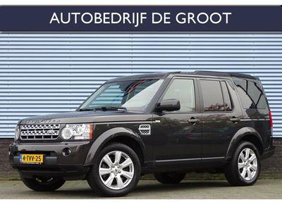 tweedehands Land Rover Discovery 3.0 SDV6 HSE Luxury Edition Automaat 7-zit, Schuifdak, Leer, 360° Camera, Trekhaak