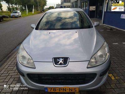 tweedehands Peugeot 407 1.8-16V XR((( nieuwe apk))).