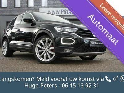 "tweedehands VW T-Roc 2.0 TSI 4Motion Sport 19""/ActiveCruise/CarPlay/Lan"