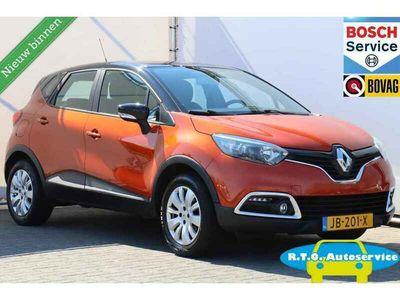 tweedehands Renault Captur 0.9 TCe Helly Hansen NAVI SLECHTS 63000 KM !!