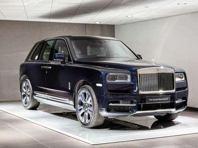tweedehands Rolls Royce Cullinan -