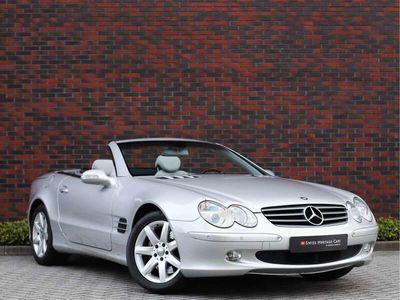 tweedehands Mercedes SL500 *Cruise Control*Navi*Dealer onderhouden*