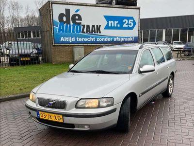 tweedehands Volvo V70 2.4 D5 Comfort Line