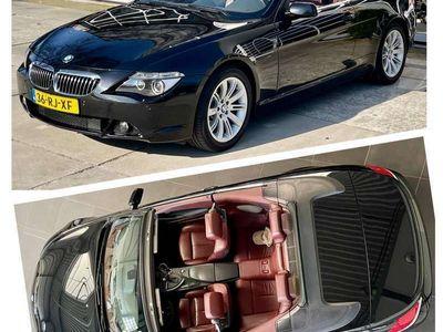 tweedehands BMW 645 Cabriolet 645Ci S Ook te Huur..!