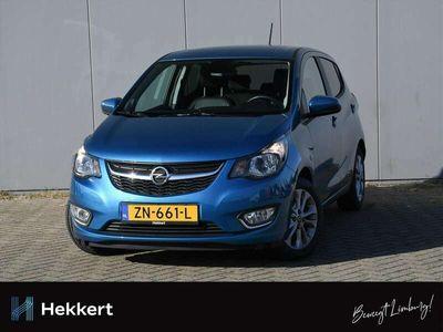 tweedehands Opel Karl Innovation 1.0 75pk CRUISE   CLIMA   STOEL/STUURVERWARMING