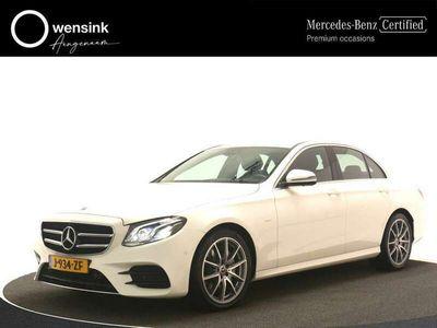 tweedehands Mercedes E200 AMG Business Solution Plus I Lederen bekleding I 360°-camera I Memorypakket I Multibeam led