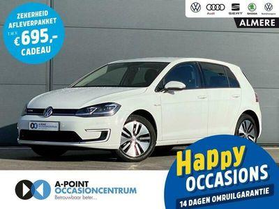 tweedehands VW e-Golf 19.700,- excl BTW 4% Bijtelling | Navigatie | Achteruitrijcamera | Led | Navi |