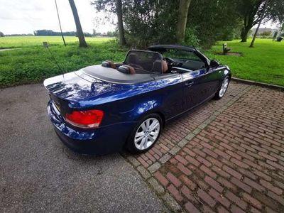 tweedehands BMW 118 Cabriolet 118 d High Executive