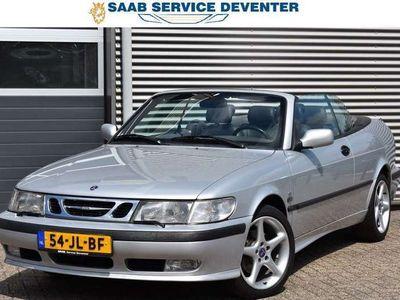 tweedehands Saab 9-3 Cabriolet 2.0t SE Design Edition I Leder I 100% De