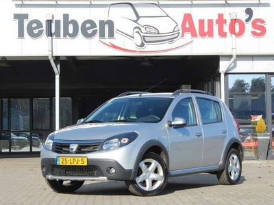 tweedehands Dacia Sandero 1.6 Stepway LPG, airco, radio/cd, electrische rame