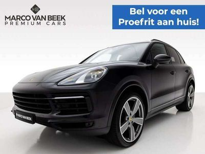 tweedehands Porsche Cayenne 3.0 Nw. Prijs € 145.281 Pano Luchtvering LED Keyle