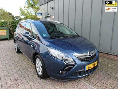 tweedehands Opel Zafira Tourer 1.6 CDTI Business+ 7p. EX BPM EX BTW //APK//NAP//Airco//Navi//Cruise//Camera//Έlectric.Ramen//Leder//CV+AB//PDC//