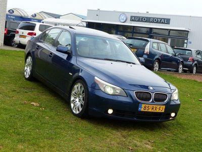 tweedehands BMW 545 5-SERIE I HIGH EXECUTIVE VERKOCHT