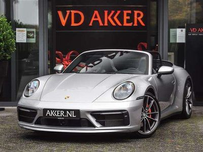 tweedehands Porsche 911 Carrera 4S Cabriolet SPORTDESIGN+TOPVIEW+ACC