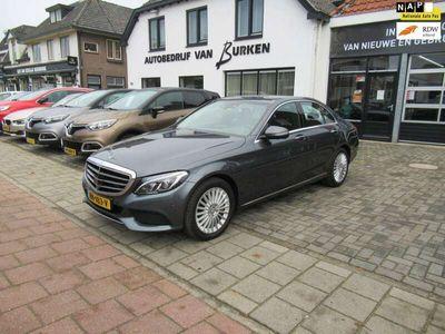 tweedehands Mercedes C350e Lease Edition Plus,Navigatie,Climate control,Cru