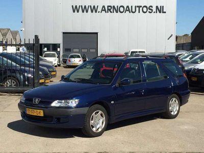 tweedehands Peugeot 306 Break 1.6 XR, APK TOT 26-03-2021, AIRCO, ELEK-RAME