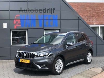 tweedehands Suzuki SX4 S-Cross 1.0 Select Navi/Clima/Cruise/Trekhaak