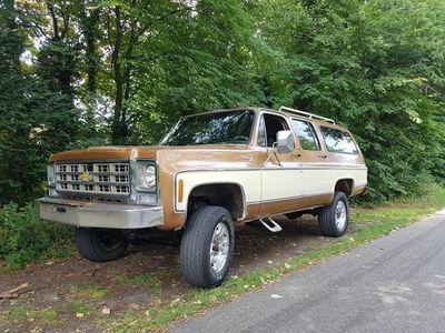 tweedehands Chevrolet Suburban