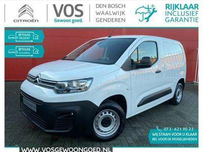 tweedehands Citroën Berlingo BlueHDI 75 S&S Club | Airco | Bluetooth | Zijschui