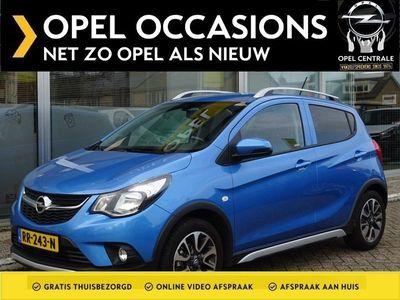 tweedehands Opel Karl 1.0 Rocks Online+ | TREKHAAK | LAGE KM | PDC |