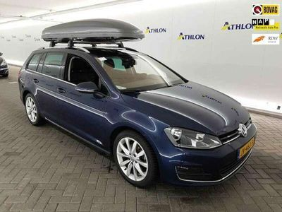 tweedehands VW Golf Variant 1.6 TDI Highline 5D 81kW