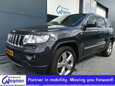 tweedehands Jeep Grand Cherokee 3.0 CRD V6 241pk A5 Limited