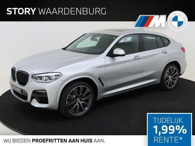 tweedehands BMW X4 xDrive20i High Executive M-Sport Steptronic8