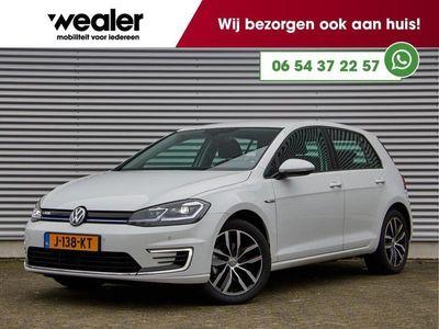 tweedehands VW e-Golf E-dition Navigatie, LED, ACC, DAB