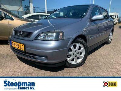 tweedehands Opel Astra 1.6i Enjoy Clima Cruise LMV El.ramen