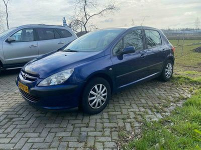 tweedehands Peugeot 307 1.6 HDiF XS |5drs|Airco|