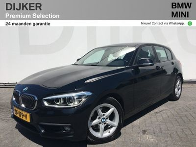 tweedehands BMW 116 1-SERIE i Executive | LED | Navigatie | PDC | Cruise Control