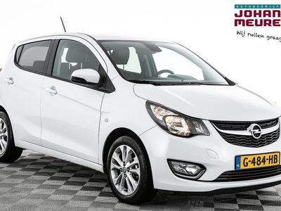tweedehands Opel Karl 1.0 ecoFLEX Innovation   NAVI   Half LEDER   Airco