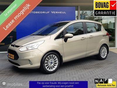 tweedehands Ford B-MAX 1.0 EcoBoost Titanium Navi Panodak 1e Eigenaar Dealeronderhoud Nap Boekjes
