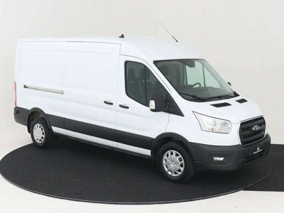 tweedehands Ford Transit 350 2.0 TDCI 130PK FWD L3H2 Trend Nr. 503695 AUTOMAAT AIRCO NAVIGATIE CAMERA CRUISE CONTROL 3500KG GVW