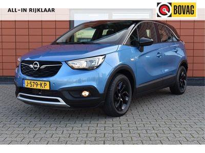 tweedehands Opel Crossland X 1.2 Turbo 130pk Innovation Navigatie/Camera/Clima