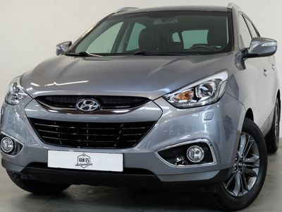 "tweedehands Hyundai ix35 1.6i GDI Go! / Camera / Navi / Halfleder / 17"""
