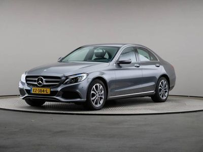 tweedehands Mercedes C350e C-Klasse LimousineLease Edition Avantgarde, LED, Navigatie