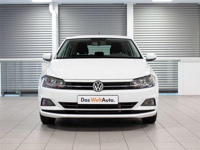 tweedehands VW Polo 1.0 TSI 95pk Comfortline   App-Connect   LMV   Airconditioning   Reservewiel  