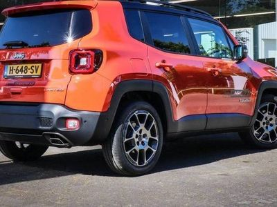 tweedehands Jeep Renegade Turbo 150PK Limited DDCT automaat